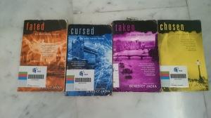 01 Alex Verus Novels